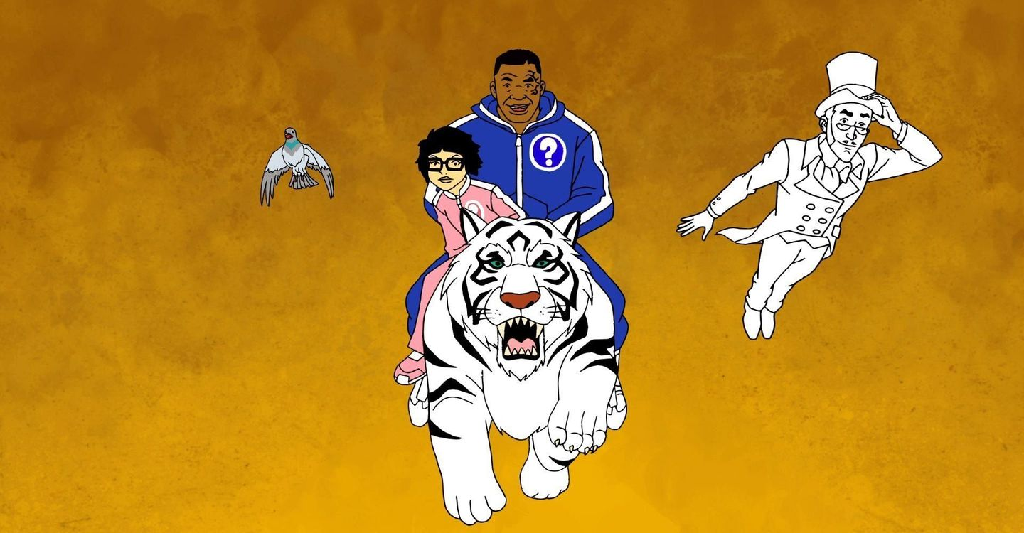 watch mike tyson mysteries online free