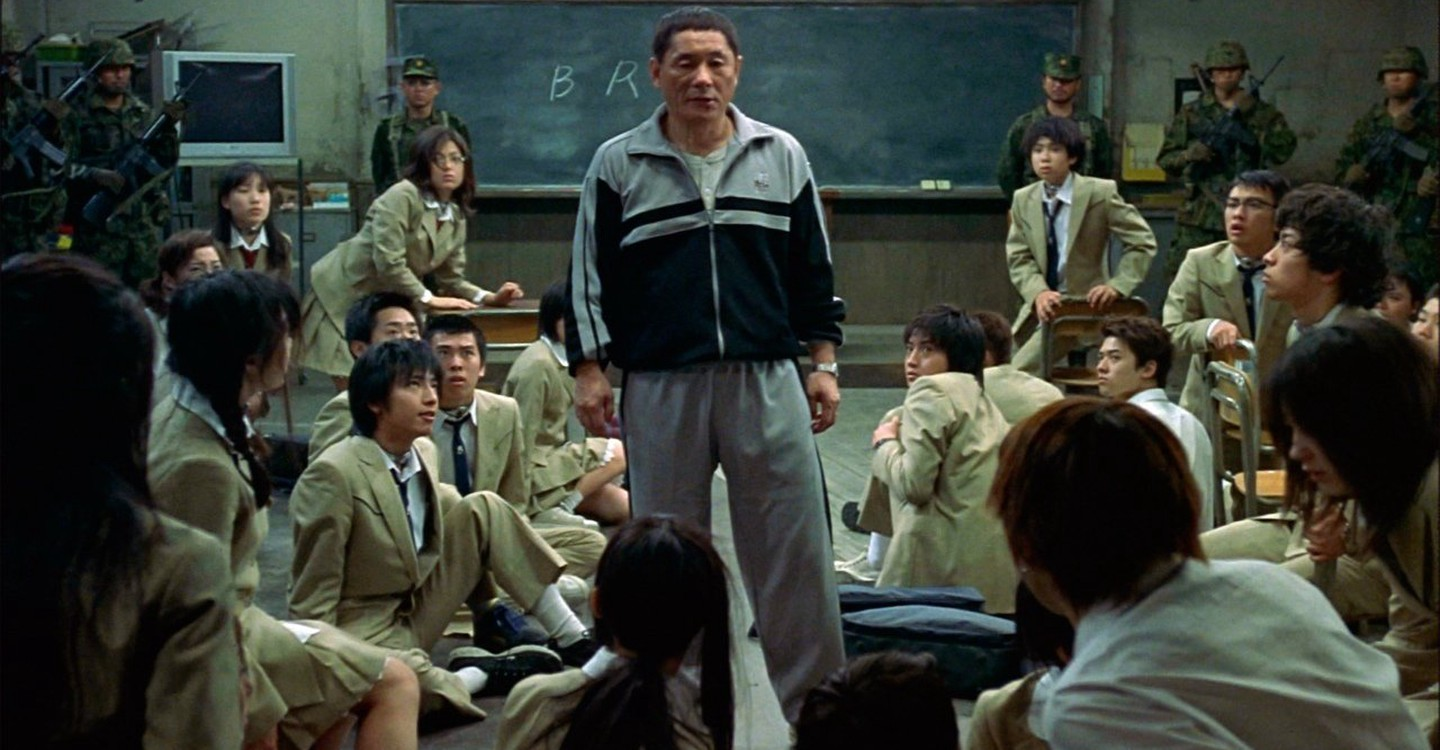 Battle Royale - movie: watch streaming online