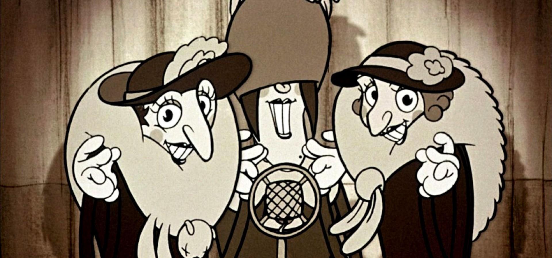 The Triplets of Belleville