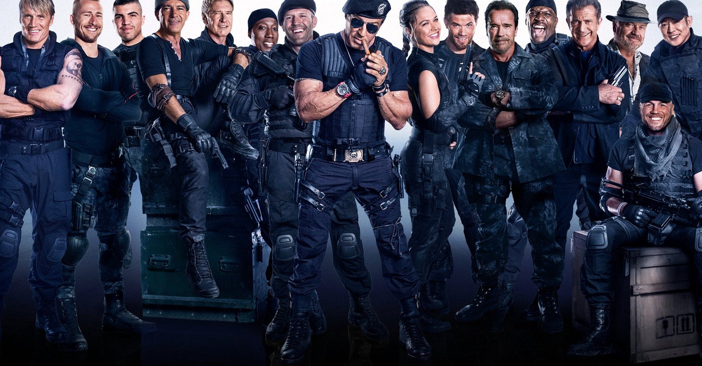 The Expendables 3 backdrop 1