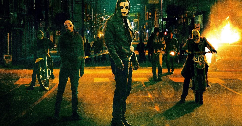 Anarchy: La noche de las bestias backdrop 1