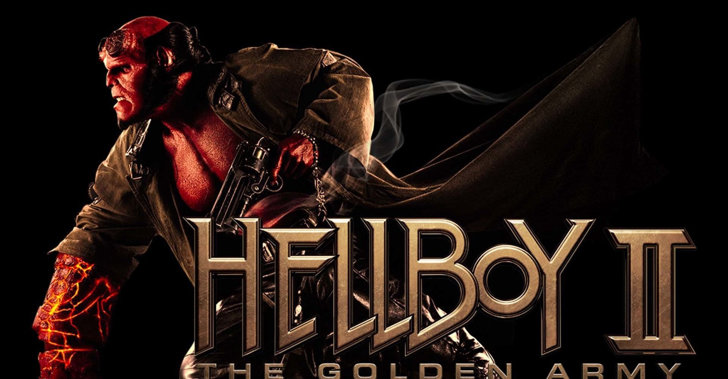 Hellboy II: The Golden Army backdrop 1