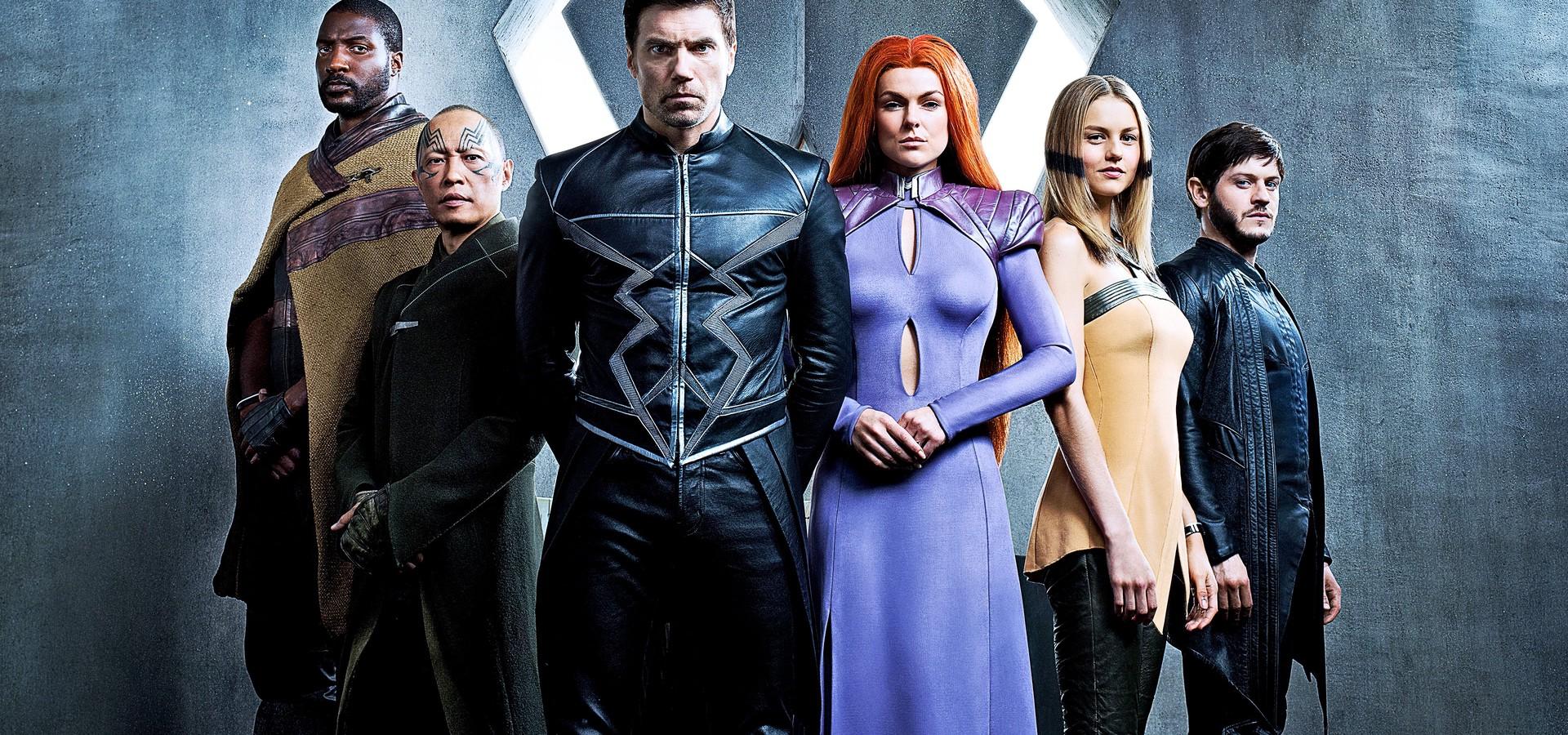 Marvel - Inhumans
