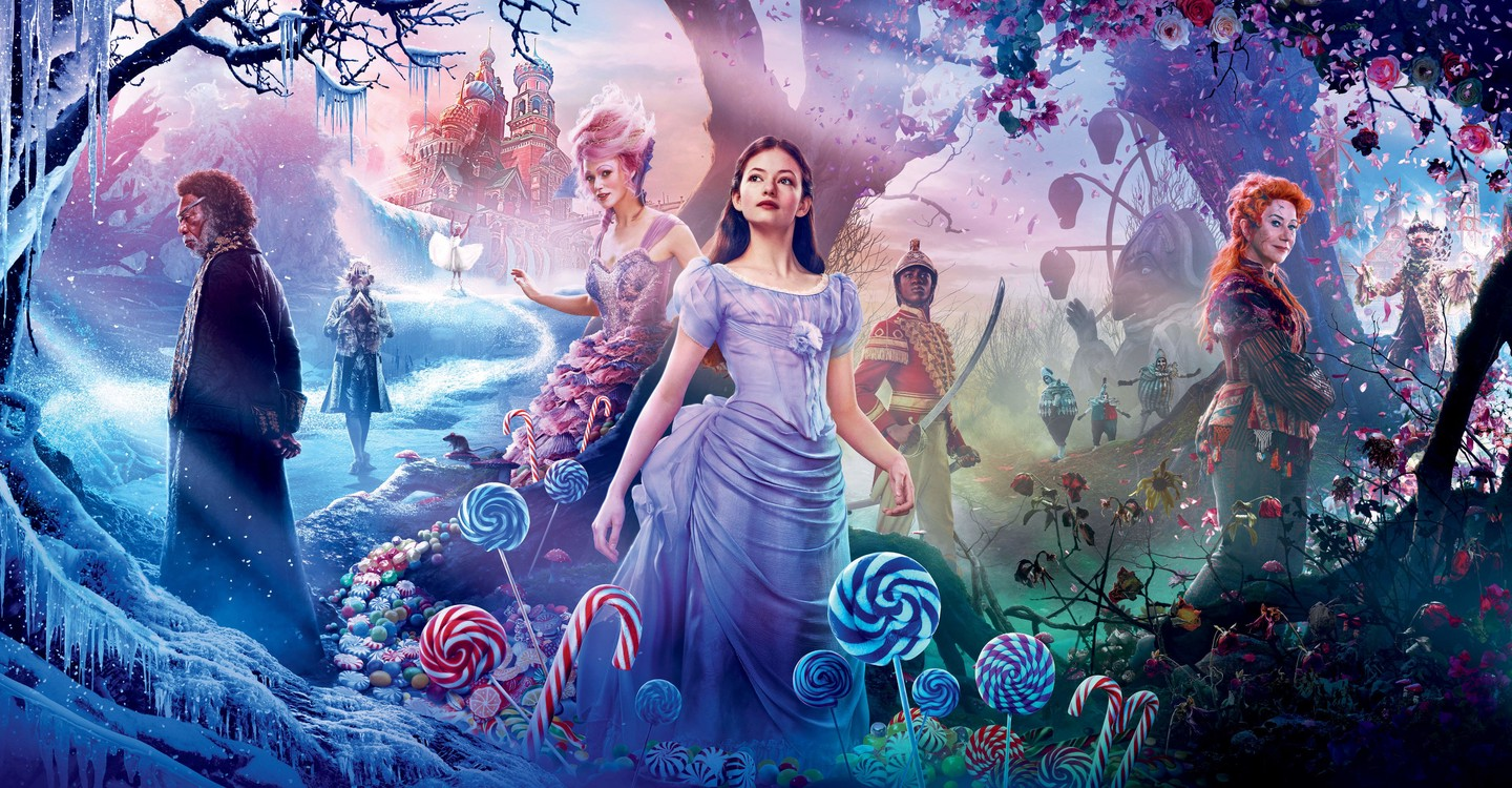 The Nutcracker and the Four Realms backdrop 1
