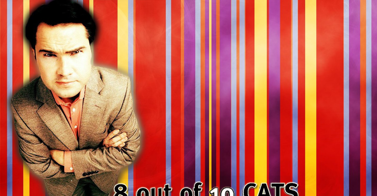 8 out of 10 Cats backdrop 1