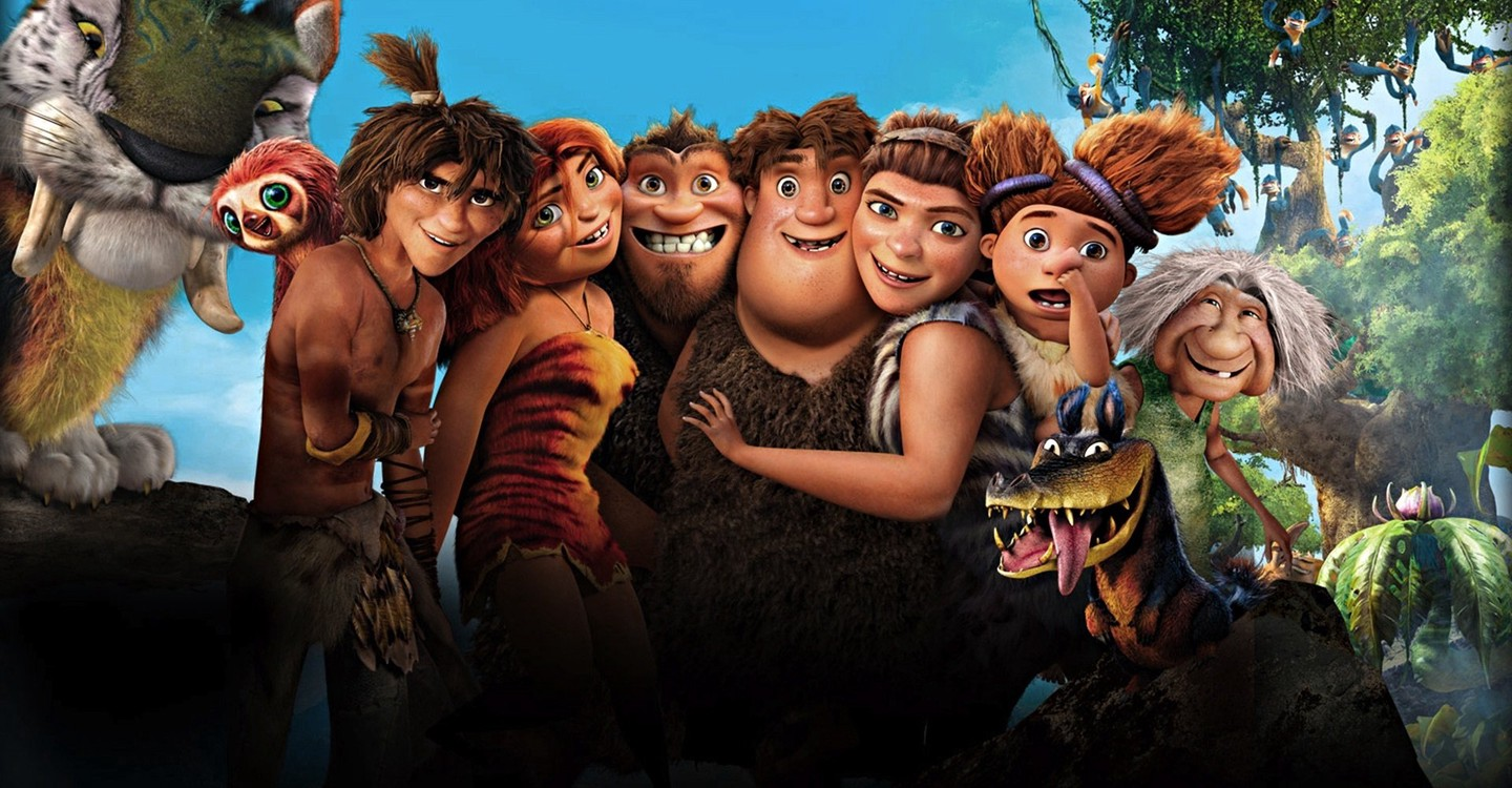 the croods - movie: where to watch streaming online