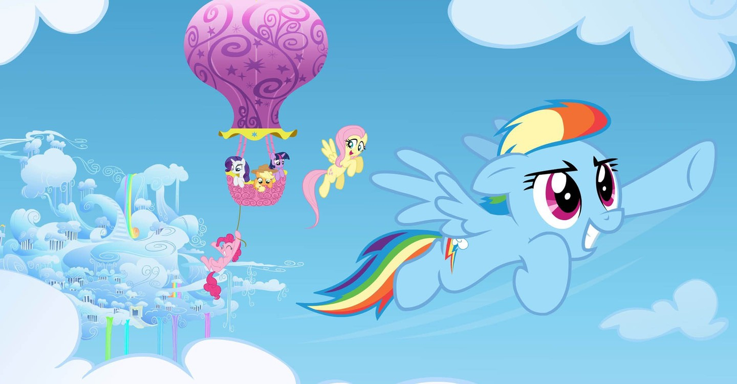 My Little Pony: Friendship Is Magic backdrop 1