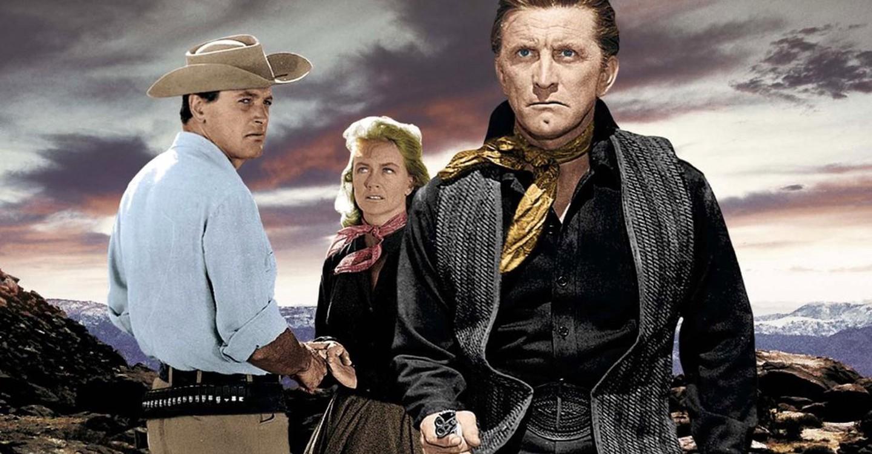 The Last Sunset (1961) Drama, Romance, Western
