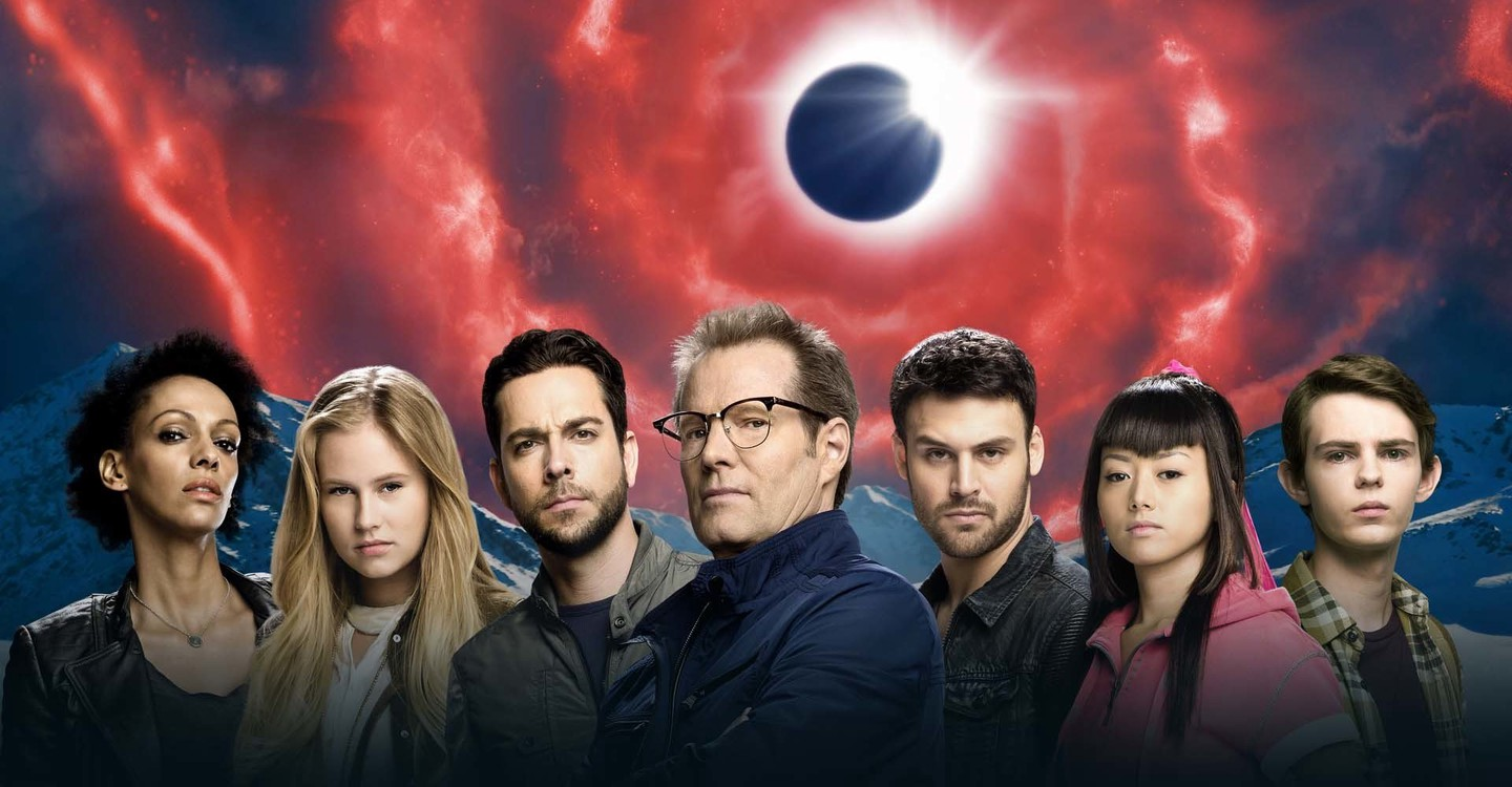Heroes Reborn backdrop 1
