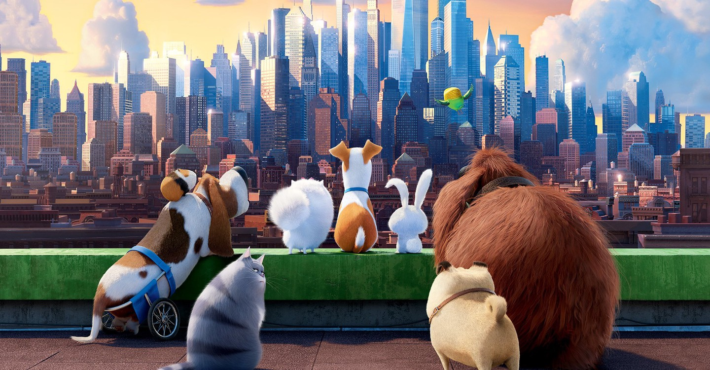 The Secret Life of Pets backdrop 1