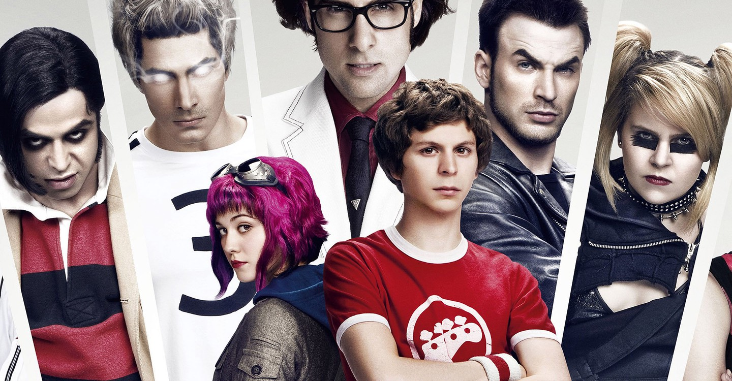 scott pilgrim vs the world streaming vf hd