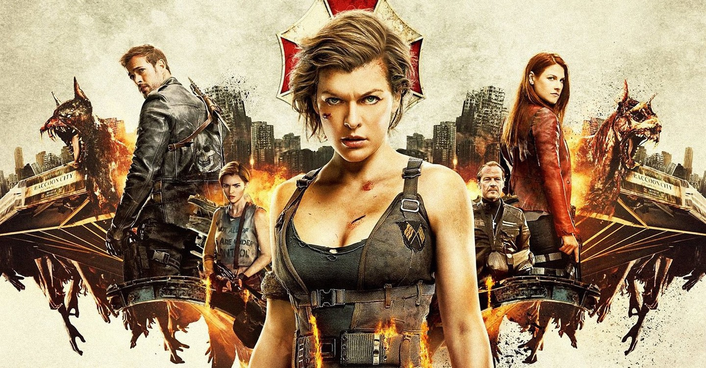 Resident Evil The Final Chapter Streaming Online