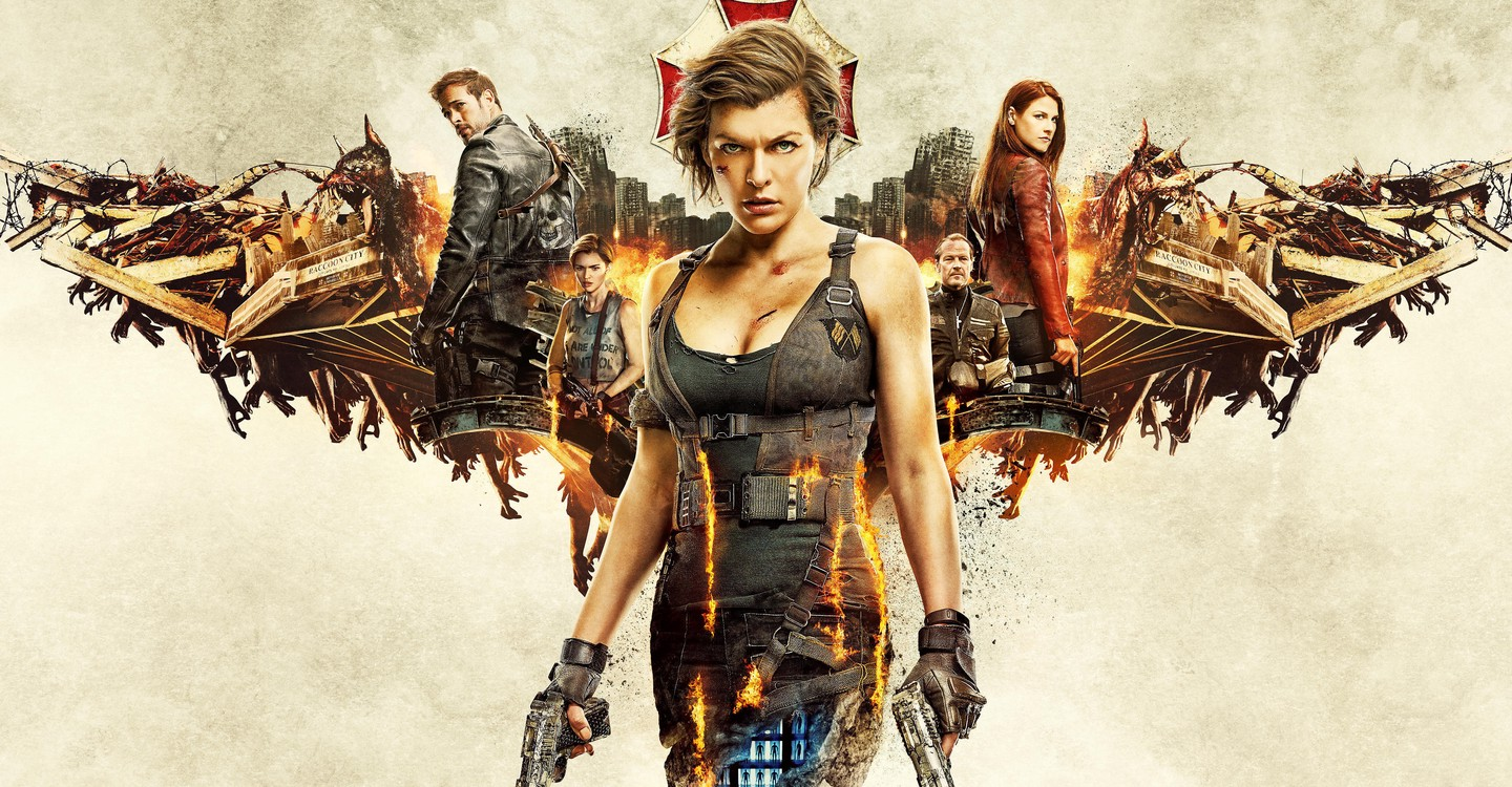 Resident Evil: Capitolul final