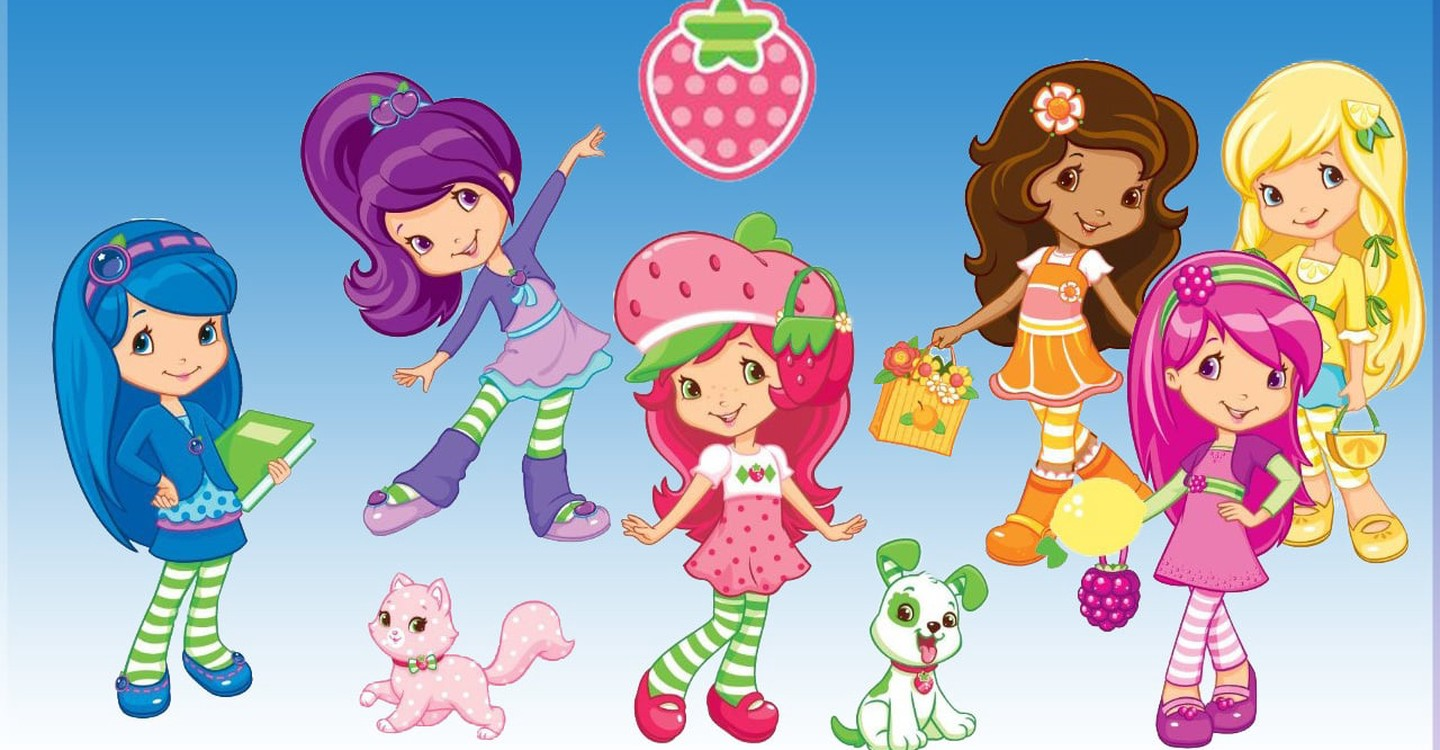 Strawberry Shortcake World Of Friends Stream
