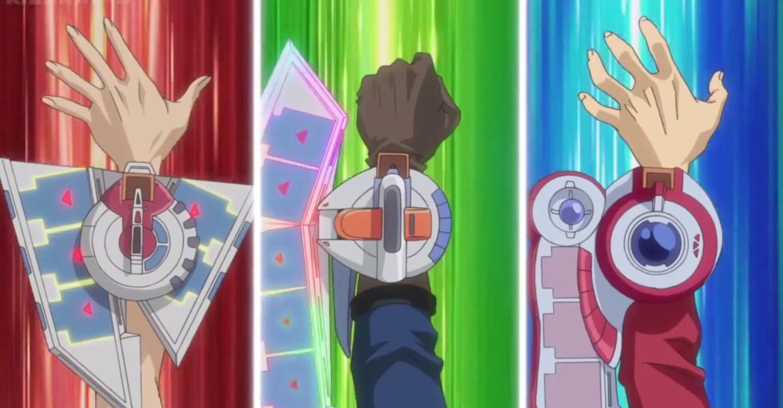 劇場版 遊☆戯☆王 ~超融合!時空を越えた絆~