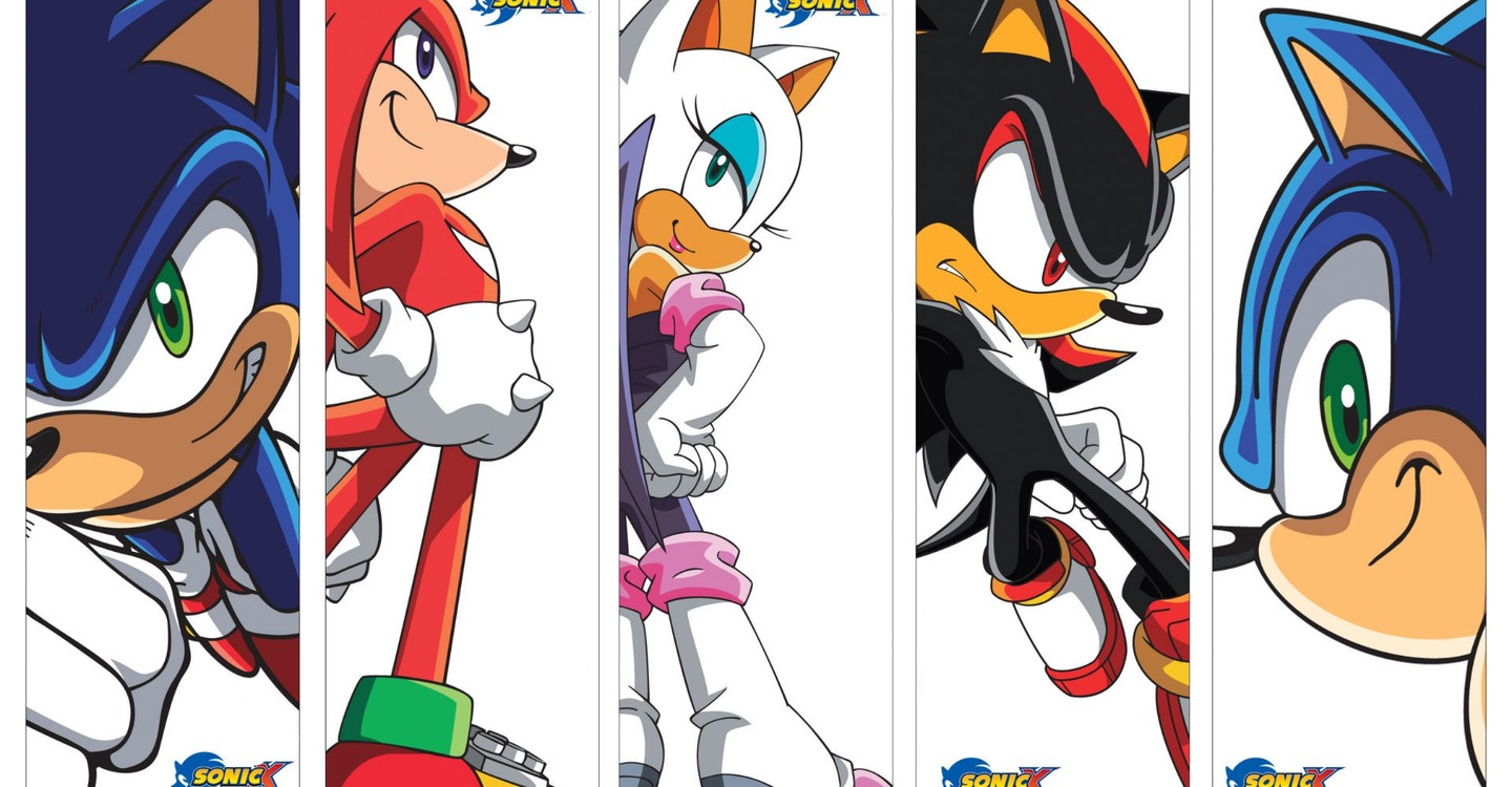 Fotos Do Sonic X with regard to sonic x - watch tv show streaming online