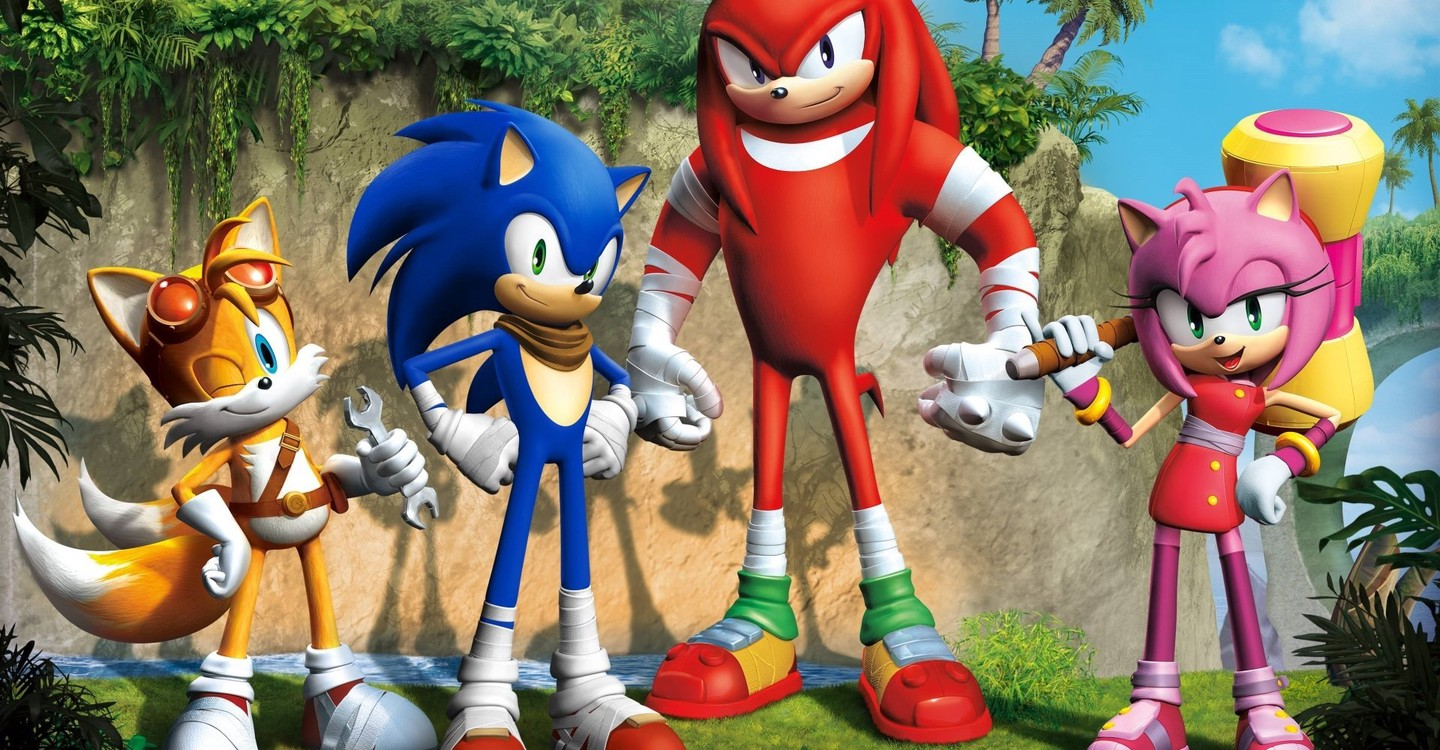 Sonic Boom Watch Tv Show Streaming Online
