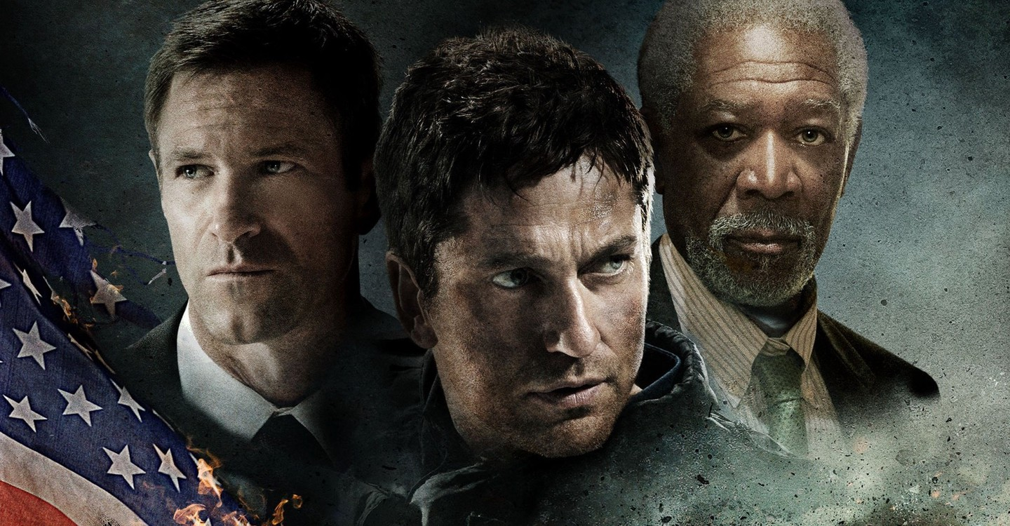 Olympus Has Fallen streaming: where to watch online?