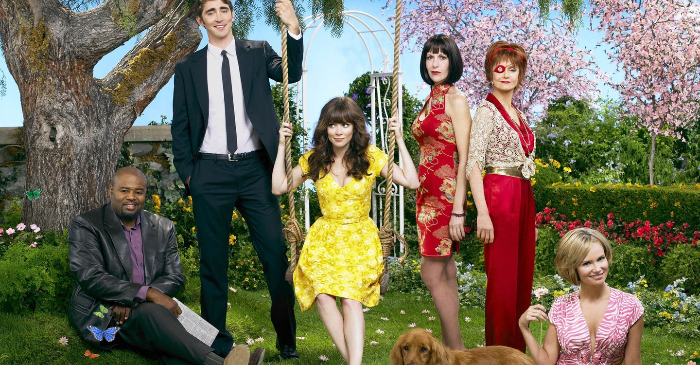 Pushing Daisies backdrop 1