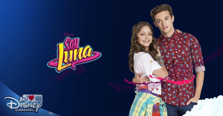 I am Luna - watch tv series streaming online