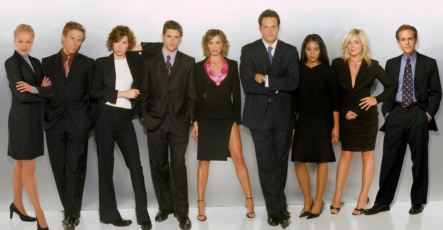 Ally Mcbeal Watch Tv Show Streaming Online