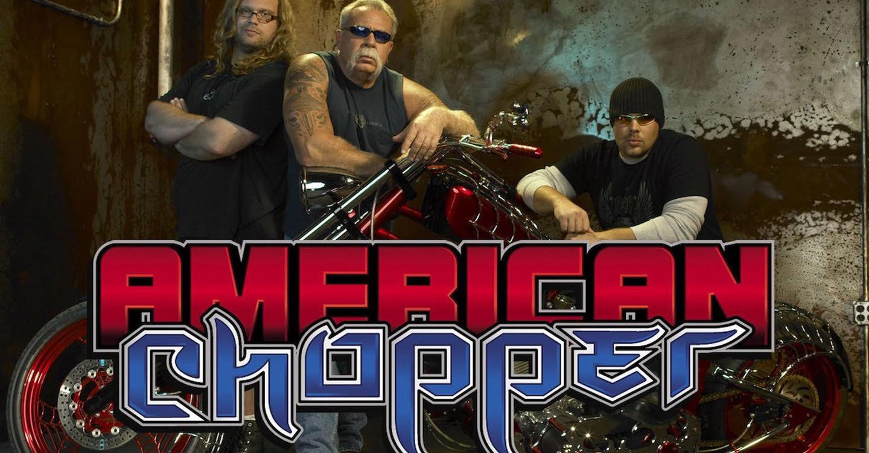 American Chopper Stream