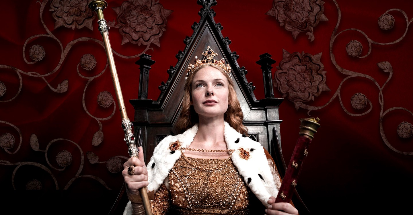 Rebecca ferguson the white queen e uncut-251