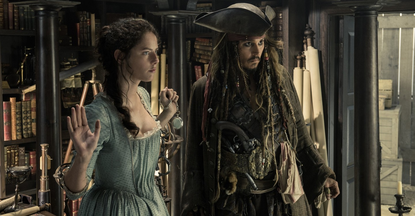 Pirates of the Caribbean: Dead Men Tell No Tales - stream