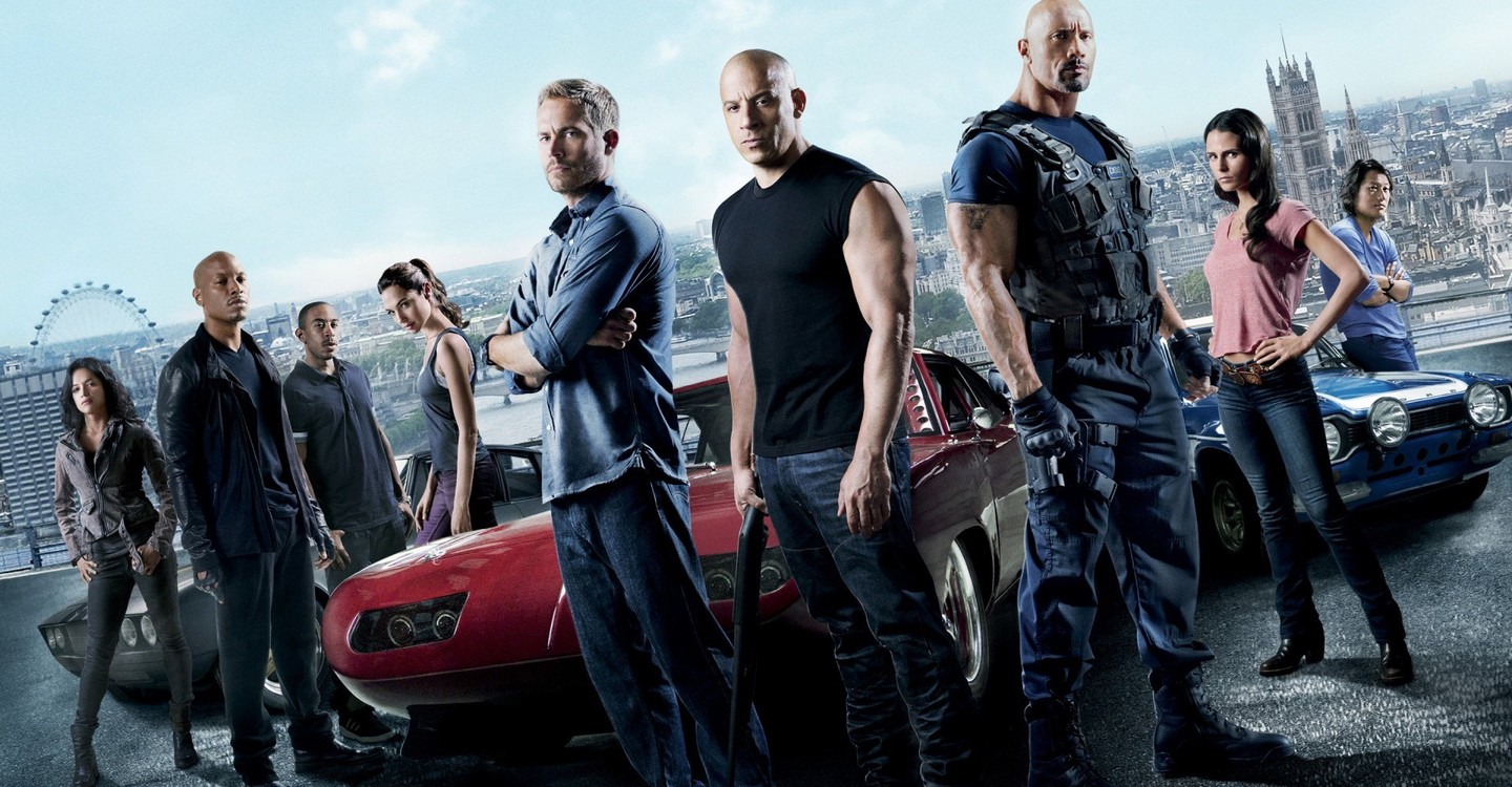 Fast & Furious 6 backdrop 1