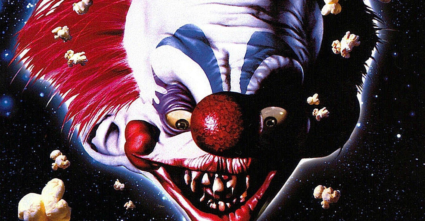 Killer Klowns from Outer Space backdrop 1