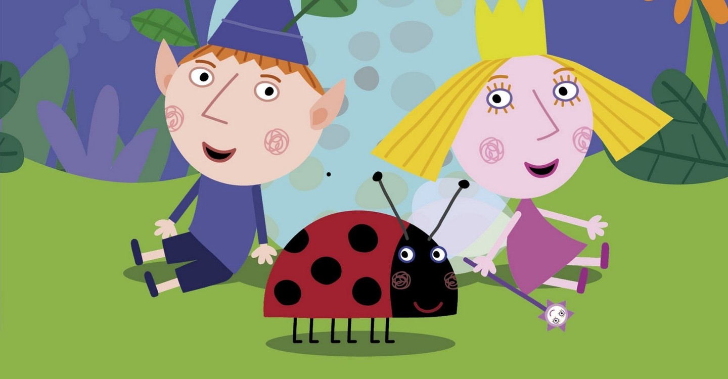 Ben and Holly's Little Kingdom backdrop 1