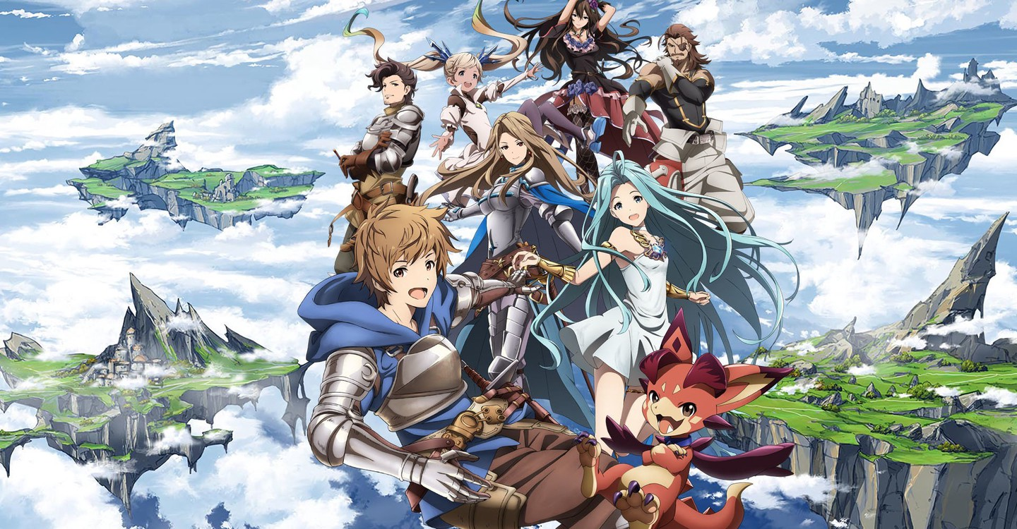 Granblue Fantasy The Animation Streaming Online