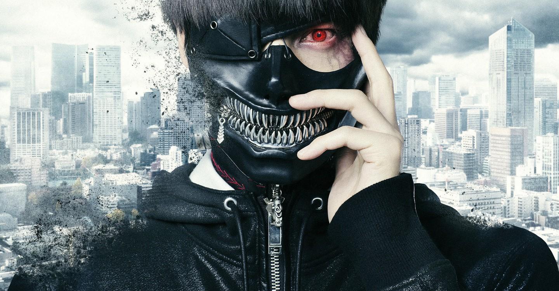 Tokyo Ghoul backdrop 1