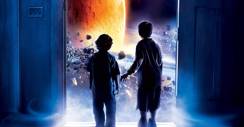 Zathura - Ein Abenteuer im Weltraum backdrop 1