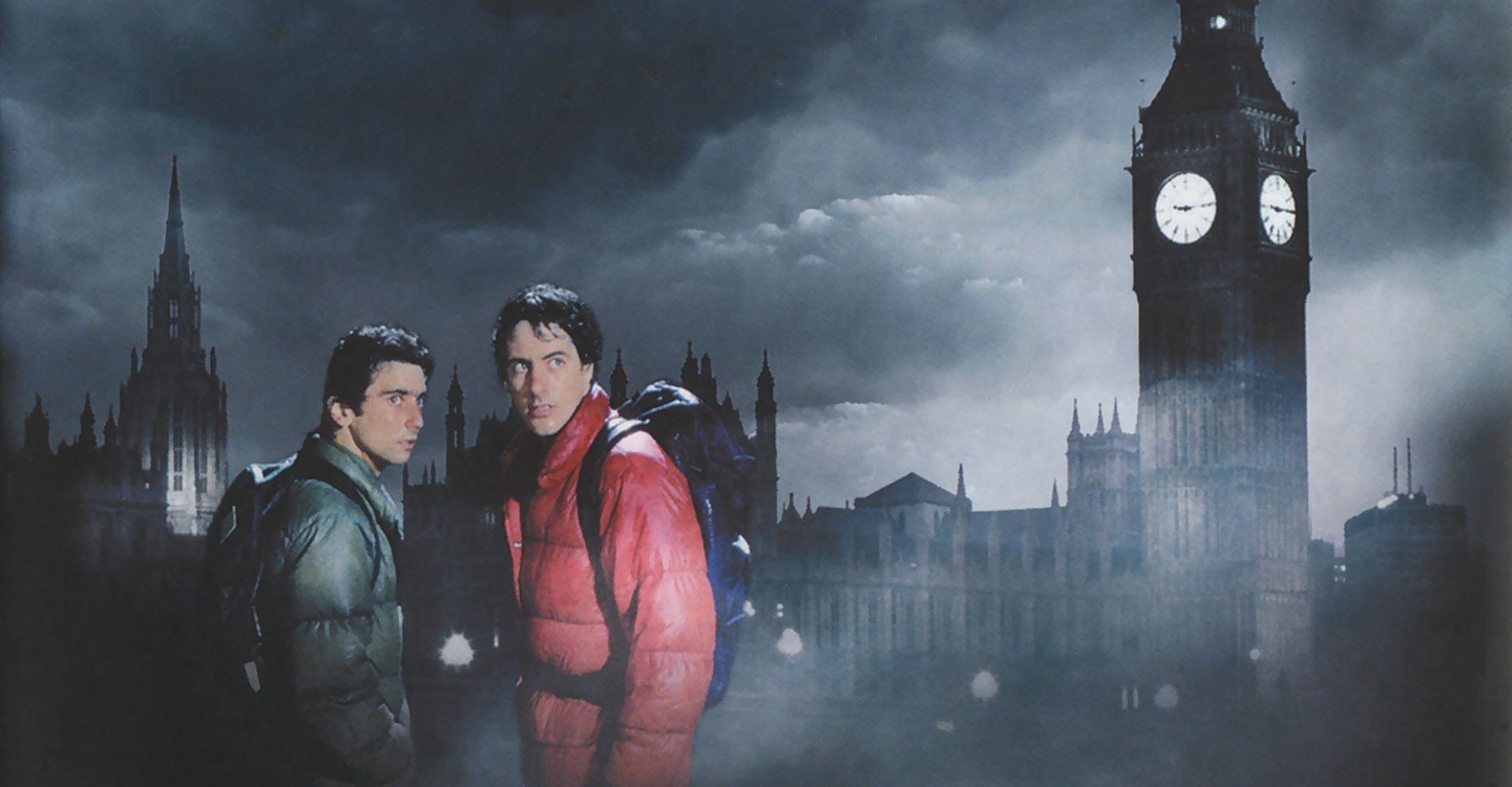 An American Werewolf in London backdrop 1