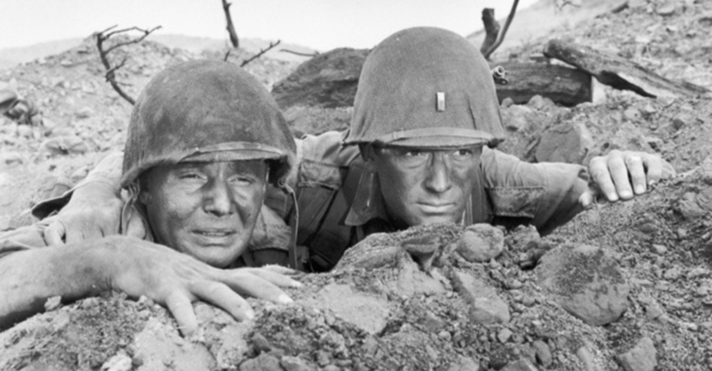 War Movie : Pork Chop Hill (1959)