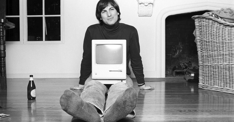 Steve Jobs - O Homem e as Máquinas backdrop 1