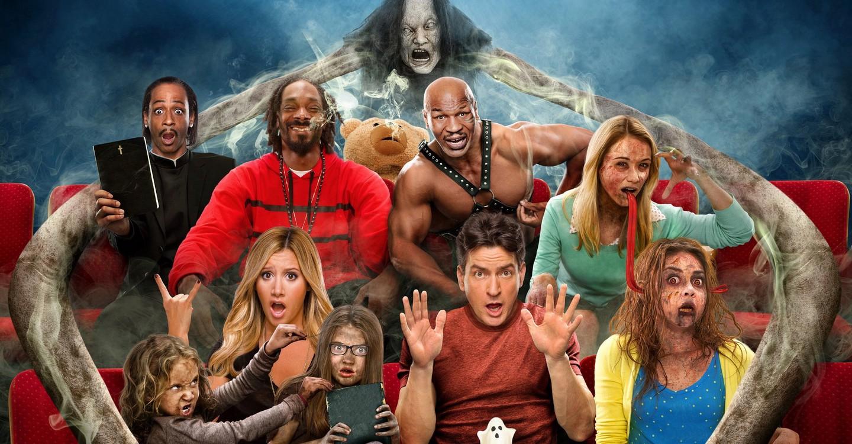 Scary Movie 5 Um Mitico Susto De Filme Filme