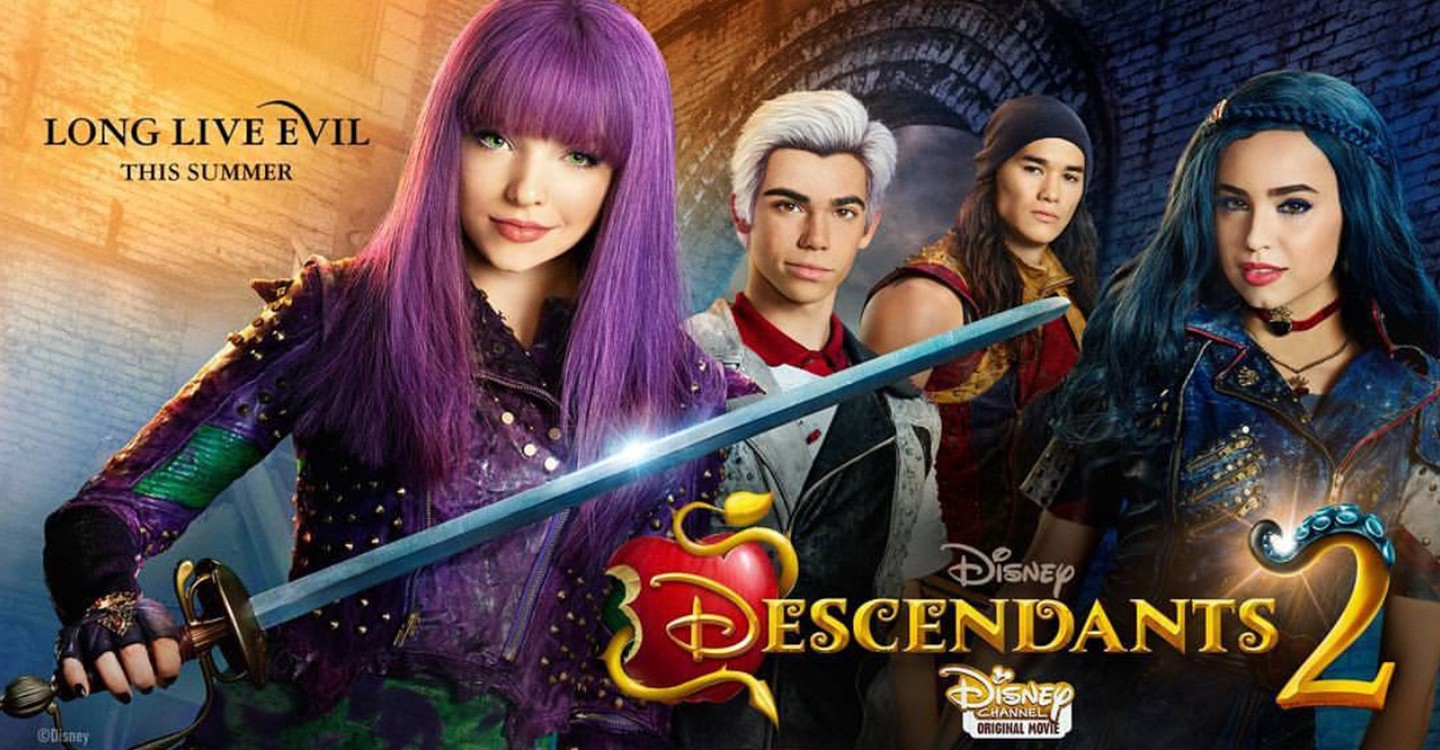 watch disney descendants 2 full movie free