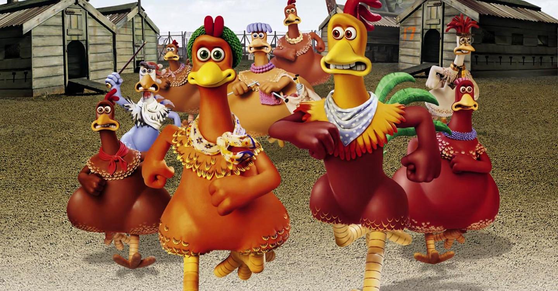 Resultado de imagem para a fuga das galinhas