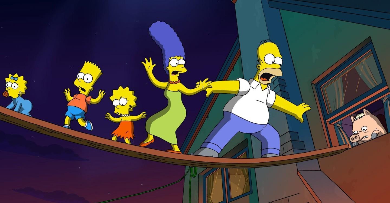 Regarder Les Simpson Le Film En Streaming Complet