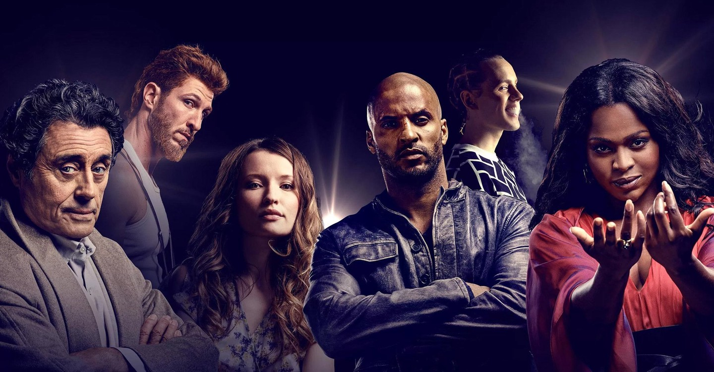 American Gods - Amazon Prime Video