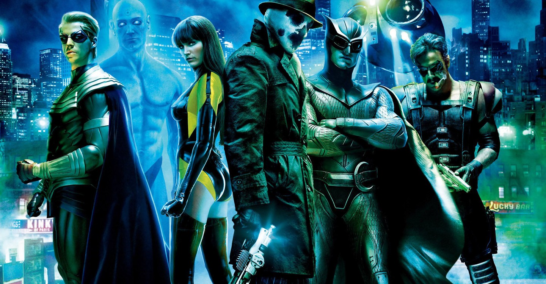 Watchmen - O filme - Netflix