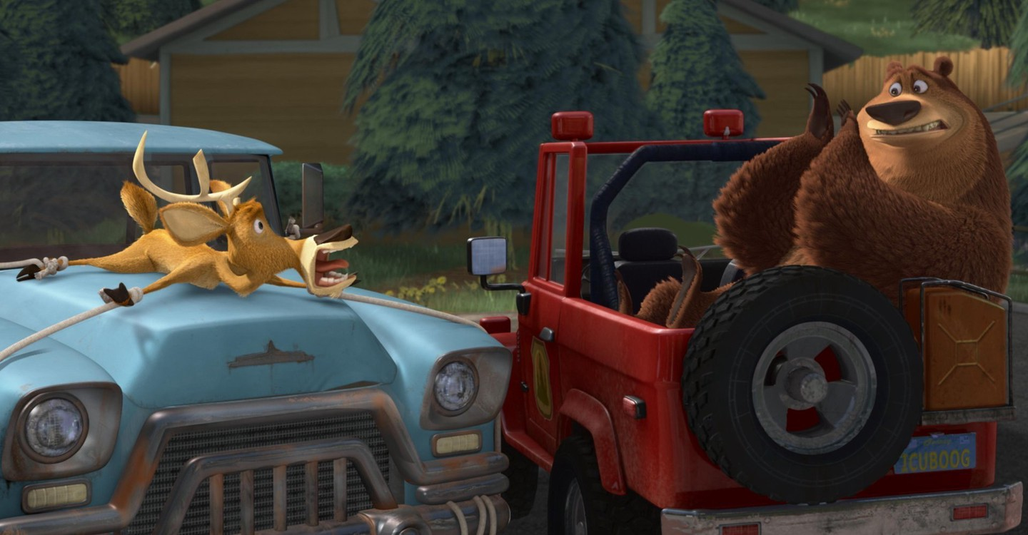 Open Season Streaming Where To Watch Movie Online