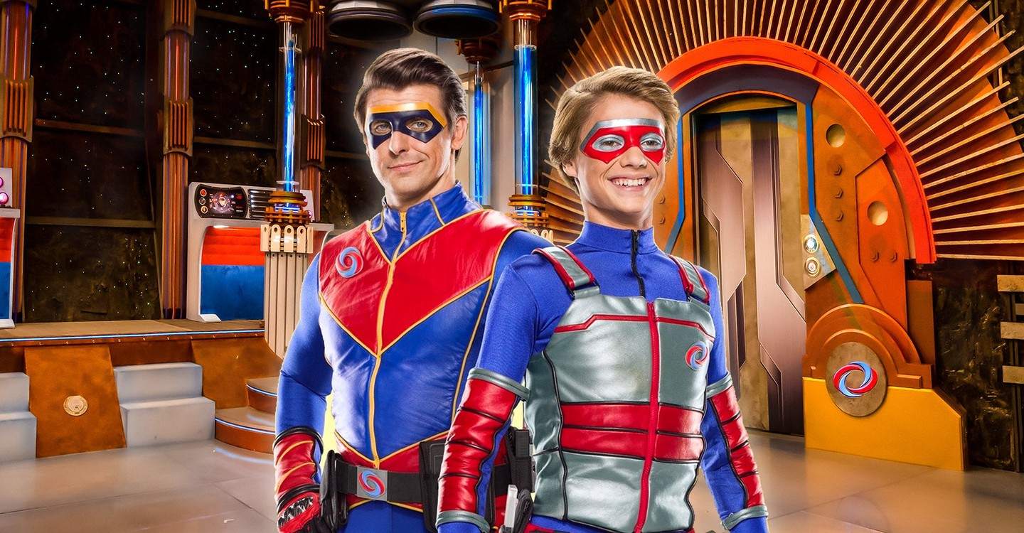 Henry Danger - watch tv show streaming online