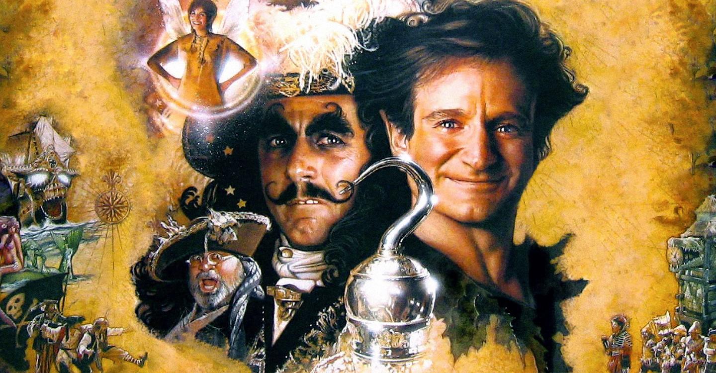 Hook (El capitán Garfio) backdrop 1