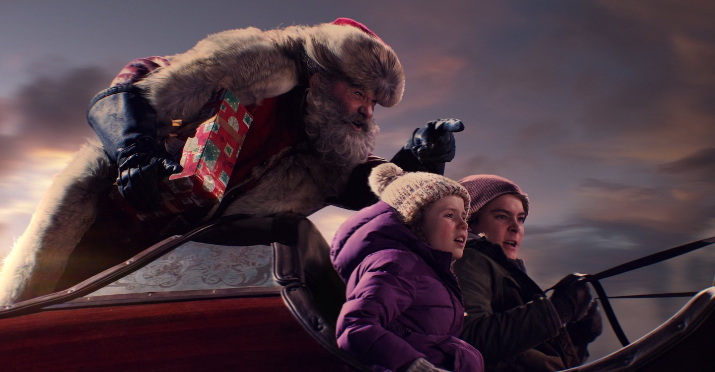 The Christmas Chronicles backdrop 1