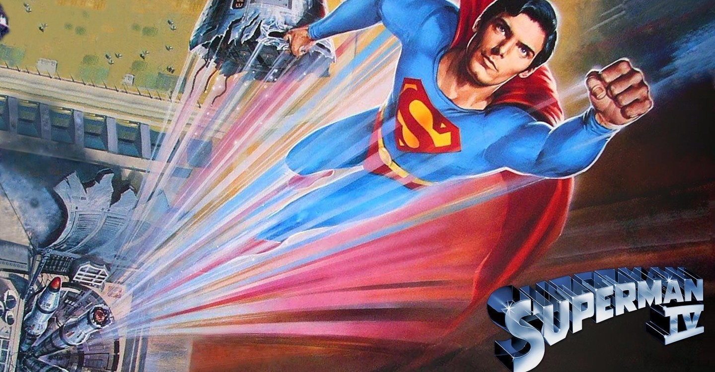 Superman IV: The Quest for Peace backdrop 1