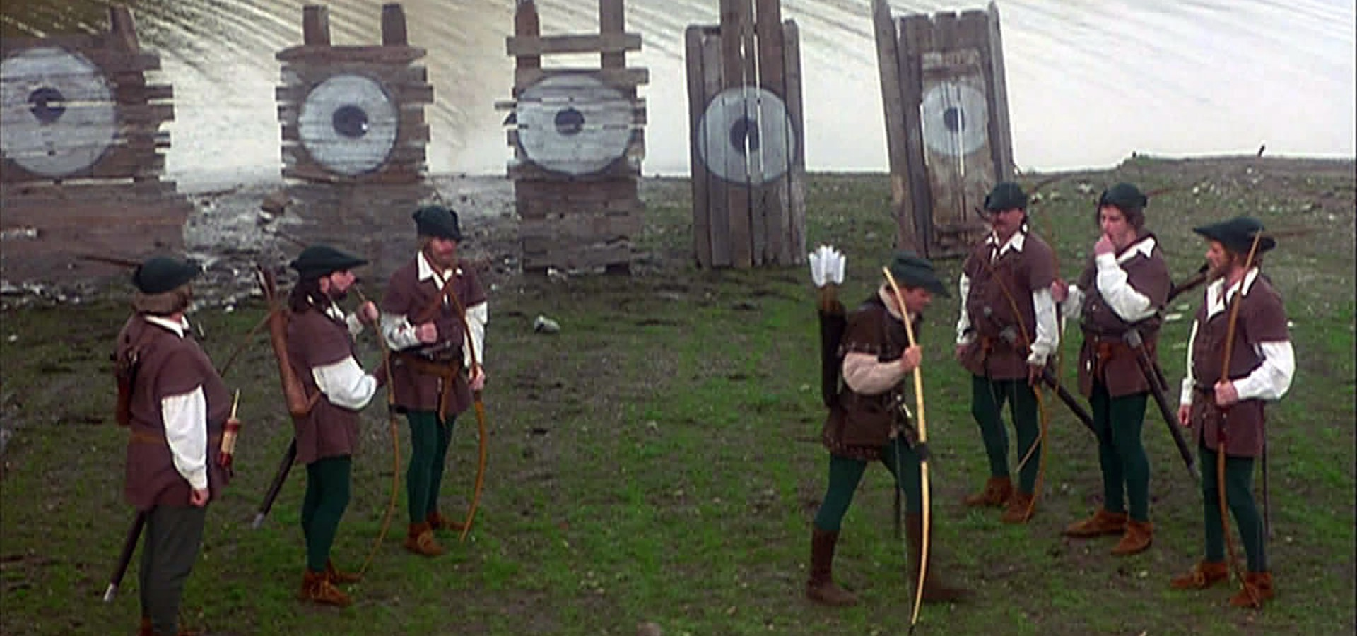 Robin Hood: Heróis em Collants