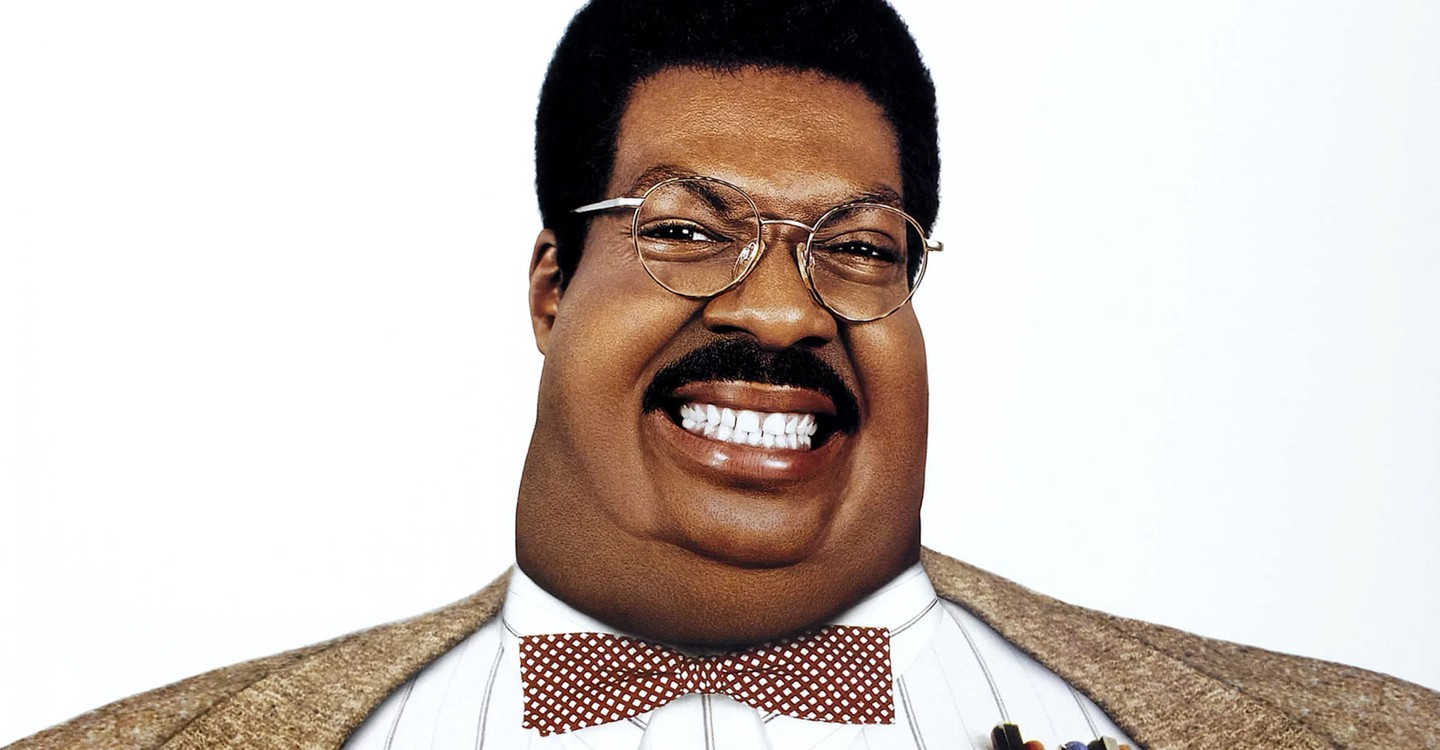 reggie from nutty professor